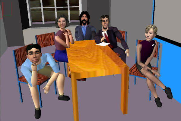 USING VIRTUAL REALITY THERAPY TO TREAT SOCIAL ANXIETY